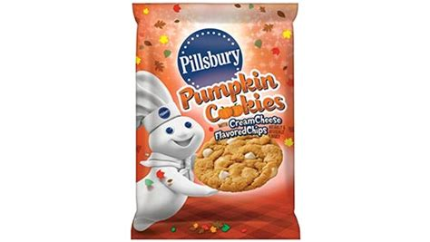 If you like a sweeter cookie, add a little extra sugar.brif the dough is too crumbly add a teaspoon of water, and if still too crumbly add another teaspoon and knead it. Pillsbury™ Ready to Bake!™ Pumpkin Cookies with Cream Cheese Flavored Chips from Pillsbury.com