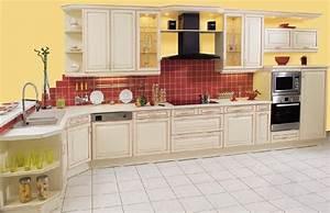 Cuisine Brique Rouge. cuisine en brique rouge et verriere maison de ...