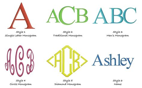 embroidery fonts styles images  monogram embroidery fonts designs monograms font