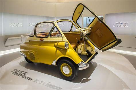 The Bmw Isetta, A One-cylinder Wonder Car