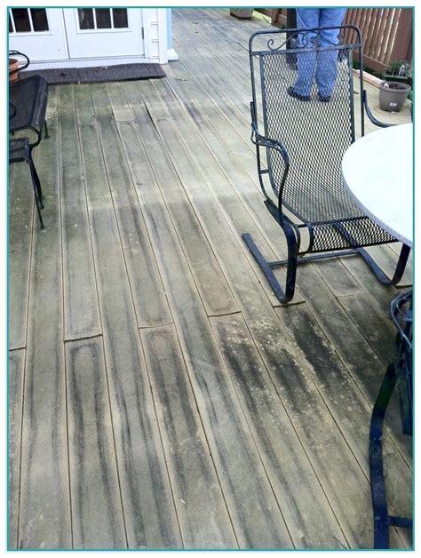 composite deck cleaner  home depot