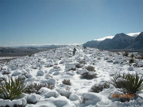 winter   mojave desert  ive   pics