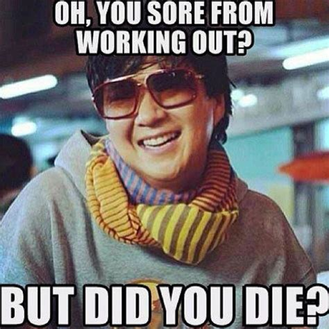 Friday Workout Meme - funny friday but did you die lol fitness pinterest