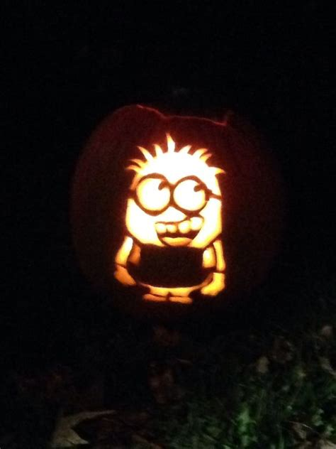 awesome pumpkin carvings stencil minion pumpkin stencil from zombie pumpkins awesome site halloween carving pinterest