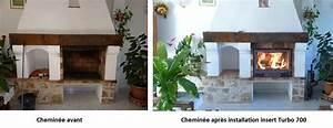 Installer Une Cheminée : inserts bois azur poele po les granul s po les bois ~ Premium-room.com Idées de Décoration