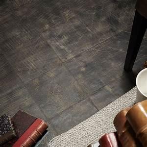 tapis walker en cuir gris home spirit 170x230 With tapis cuir gris