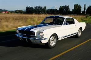 1965 Ford Mustang Gt 500 Shelby Prototype Front Quarter Field - Photo 96863177 - The First ...