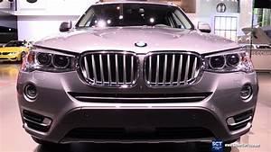 2017 Bmw X3 : 2017 bmw x3 xdrive 35i m sport exterior and interior walkaround 2016 la auto show youtube ~ Melissatoandfro.com Idées de Décoration