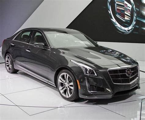 2018 Cadillac Cts Will Offer Sporty Feels Together With