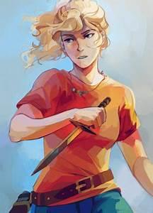 Annabeth Chase – Rick Riordan | art by viria | Percy ...