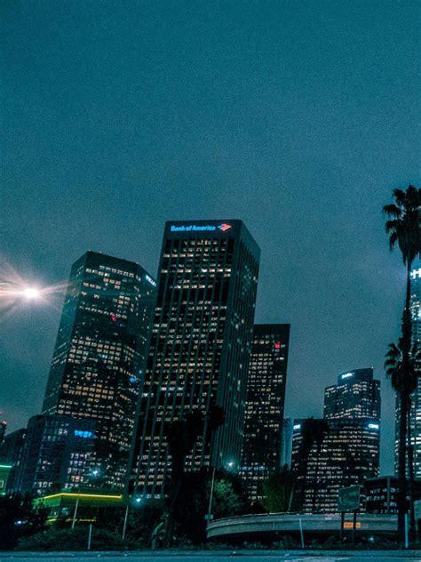 downtown los angeles skyline tumblr