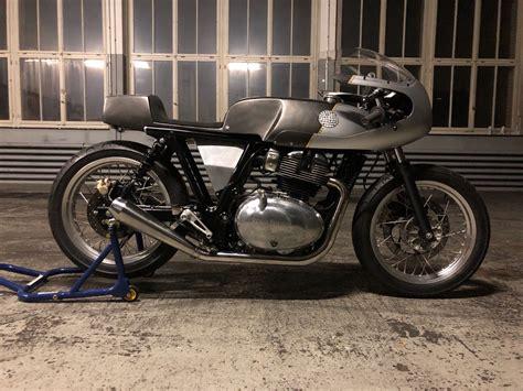 Gambar Motor Royal Enfield Continental Gt 650 by Royal Enfield Developing Above 700cc Motorcycles To Rival