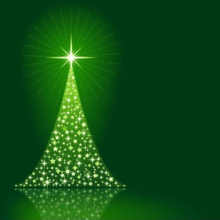 green christmas tree wallpapers decorated green xmas trees