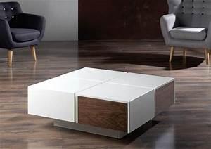 modern coffee table with storage modern coffee tables with With designer coffee table with storage
