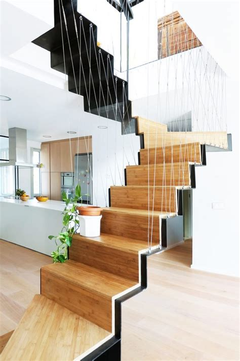 15 Splendid Contemporary Staircase Designs That You Need