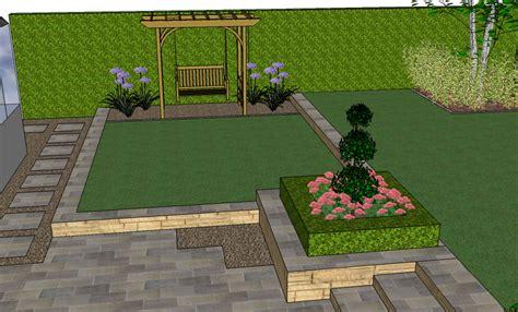 willow garden design garden design