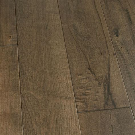 wood flooring wide plank malibu wide plank take home sle maple pacifica engineered click hardwood flooring 5 in x