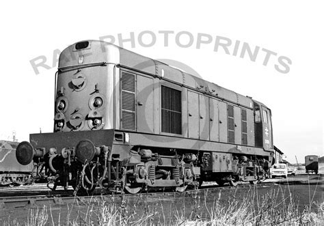 Rail Photoprints | Class 20