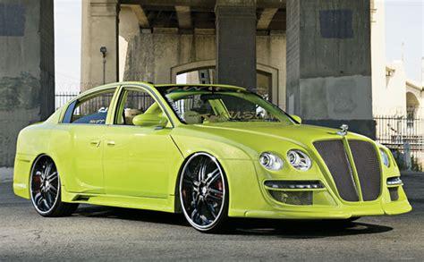 Nissan Conversion by 2004 Nissan Altima Bentley Continental Conversion Rides