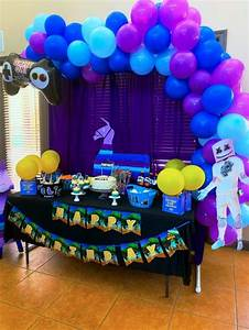 Fortnite, Party, Decorations