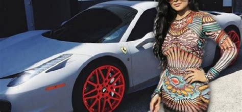 Kylie did take a bugatti for a test drive, but it's unclear whether or not she and her boyfriend decided to pay the steep price. Kylie Jenner Shows Off Her Car Collection - Video | DPCcars