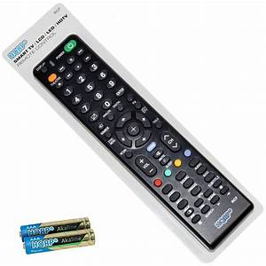 Remote Control For Sony Bravia Series Lcd Led Hd Tv Smart