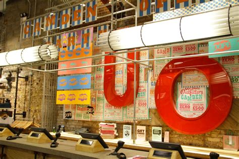 Party anyone? Urban Outfitters Camden store opening