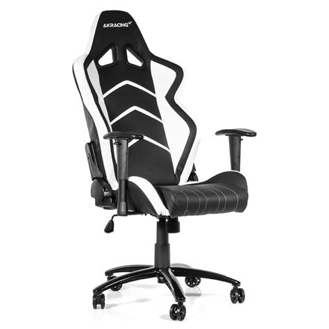 siege pc gamer akracing player gaming chair blanc siège pc akracing