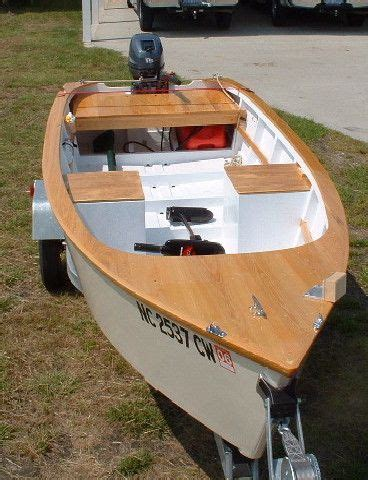 Wooden Skiff Boat Kits by Darkwater Skiff Wooden Boat Plans Boat Building