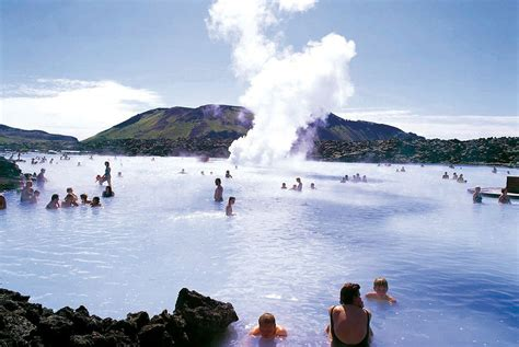 Blue Lagoon And Reykjanes Travelling Iceland