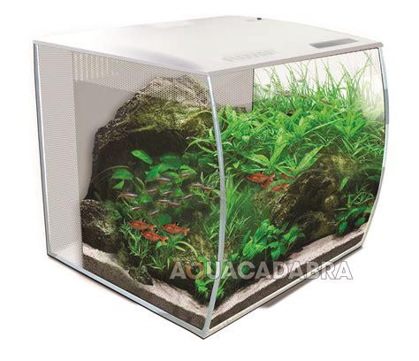 fluval tanks fluval flex white led 34l 57l aquarium nano bowfront