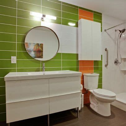 Mid Century Modern Bathroom Colors by Nod To Mid Century Modern Bathroom New Bathroom Ideas
