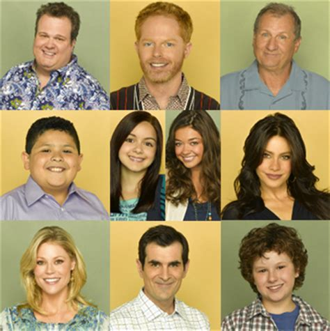 on your get set gogh a modern family recap