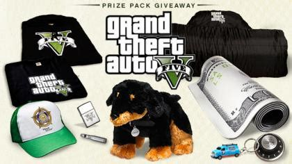 gta  gear  collectibles giveaways  week