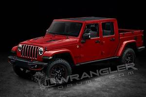 Jeep Wrangler Pick Up : will the jeep wrangler pickup look like this motor trend canada ~ Medecine-chirurgie-esthetiques.com Avis de Voitures