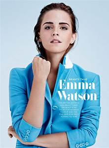 Emma Watson – InStyle Magazine USA May 2017 Issue