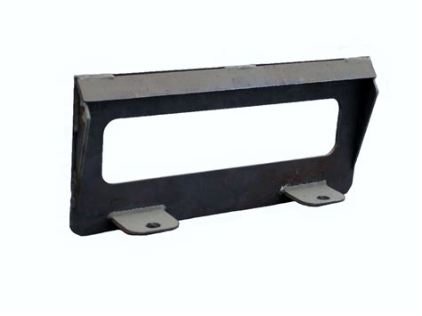 attachment mounting plate  toro dingo compact utility loader