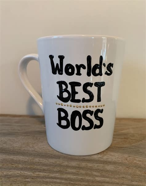 Unfollow funny boss mug to stop getting updates on your ebay feed. Worlds Best Boss Coffee Mug   Boss coffee, Worlds best boss, Funny coffee mugs