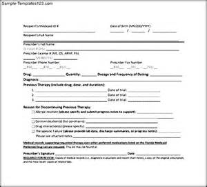Medicaid Prior Authorization Forms