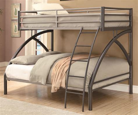size matress contemporary bunk bed metal all contemporary design