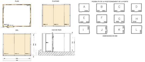 plan de chambre froide exemple d 39 un plan de montage d 39 une chambre froide