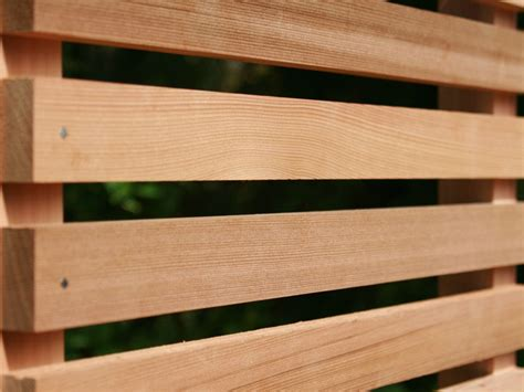 western red cedar screens millworks
