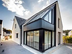 extension verriere pour petite maison bretonne With energie d une maison 12 cuisine 2 0 lelectromenager du futur