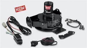 Warn Provantage Atv Snow Plow Power Pivot    Pro Pivot Pn