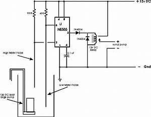 Simple 12v Dc Emergency Sump Pump Control