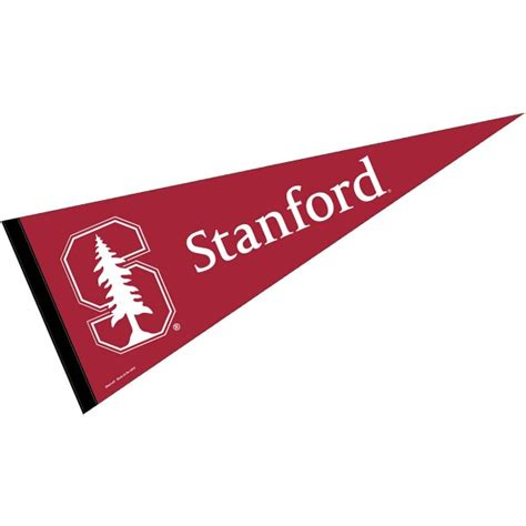stanford school colors stanford pennant and pennants for stanford