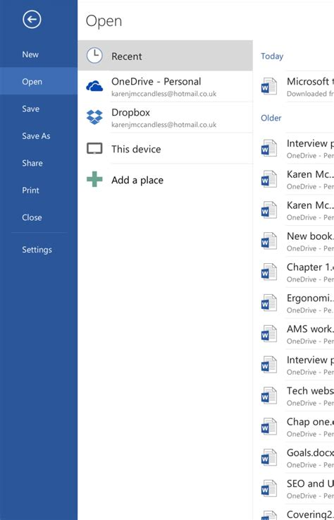Microsoft Word by Microsoft Word Para Android Descargar