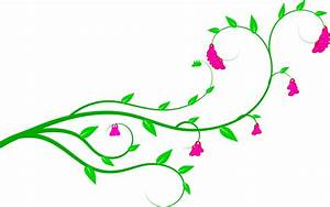 Flower Vine - ClipArt Best