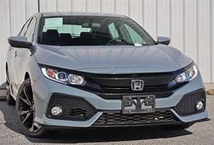2018 Used Honda Civic Hatchback Sport Manual At Atlanta