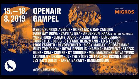 Open air gampel 2019 aftermovie. Open Air Gampel | Stadtkonzerte